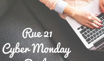 Rue 21 Cyber Monday Deals
