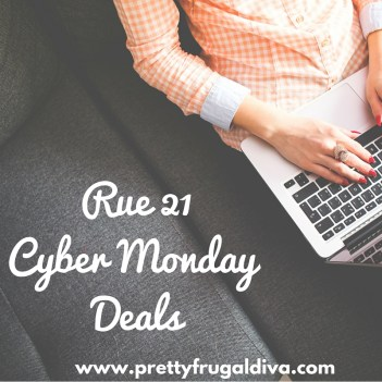 Rue 21 Cyber Monday Deals
