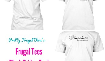 Frugal Tees Black Friday Deal Free Shipping