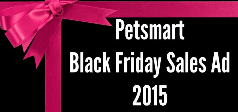 petsmart black friday 2015