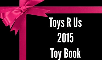 Toys R Us 2015 Toy Book