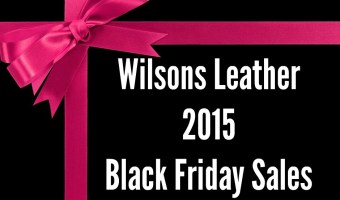 Wilsons Leathers 2015 Black Friday