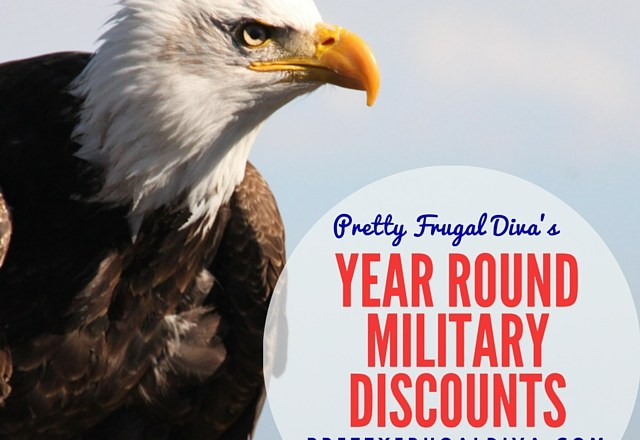 year round military discounts