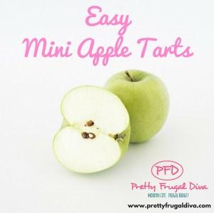 Easy Mini Apple Tarts