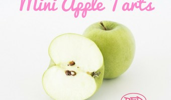Easy Mini Apple Tarts