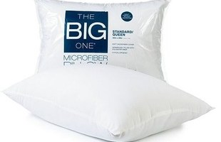Kohls: Microfiber Pillow from $4