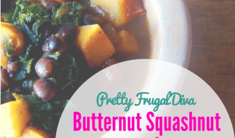 Butternut Squash and Kale Chili