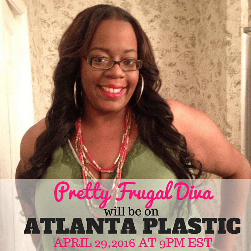 I will be on Atlanta Plastic