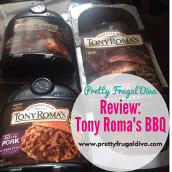 review tony roma's BBQ