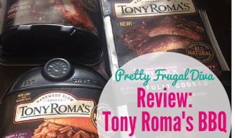 Review: Tony Roma's BBQ