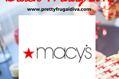 2016 Macys Black Friday