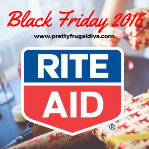 2016 Rite Aid Black Friday Ad