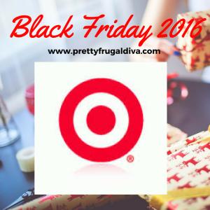 2016 Target Black Friday