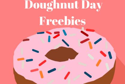 2017 National Doughnut Day