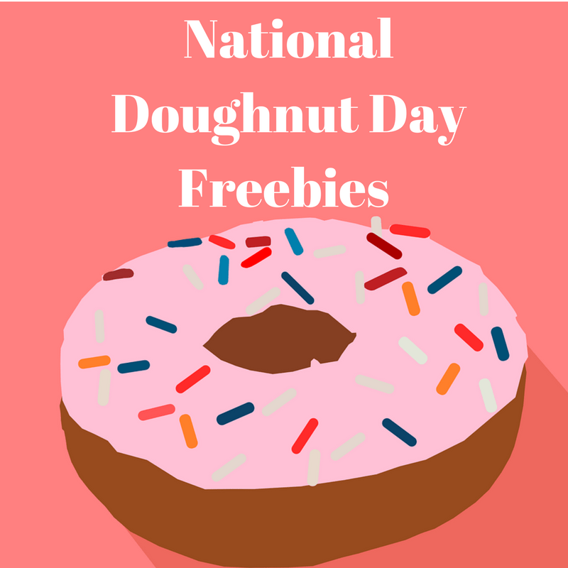 2017 National Doughnut Day