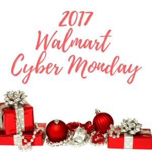 2017 walmart cyber monday