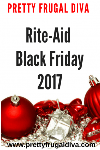 Rite Aid Black Friday 2017