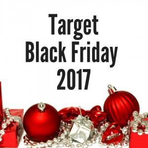 Target Black Friday 2017