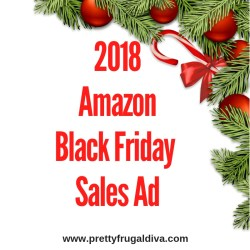 2018 Amazon Black Friday Sales Ad