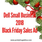 2018 Dell Small Business Black Friday Sales Ad
