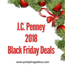 JC Penney 2018 Black Friday Deal