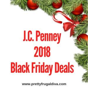 JC Penney 2018 Black Friday Deal
