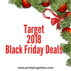 Target 2018 Black Friday Deal