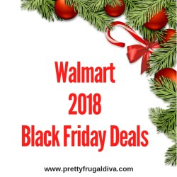 Walmart 2018 Black Friday Deal