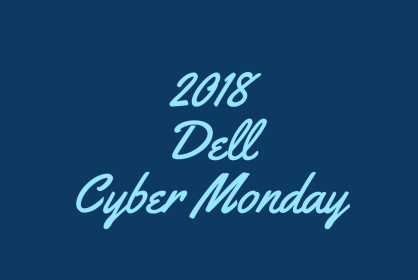 Dell's Cyber Monday Sales Ad
