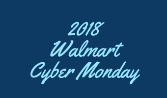 2018 Walmart Cyber Monday Sales Ad