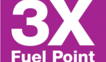 Kroger 3X fuel point event