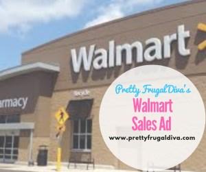 Walmart Sales Ad