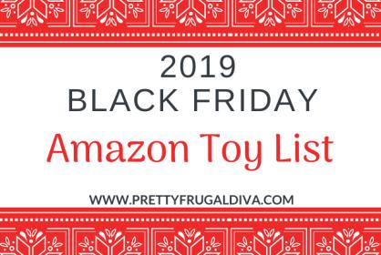 Amazon Toy List