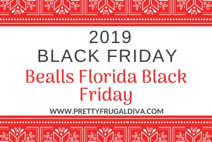 Bealls Florida Black Friday