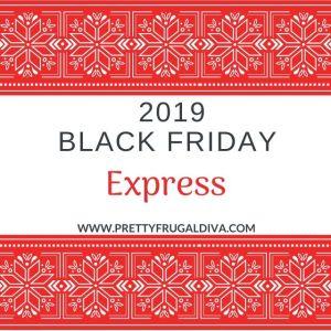 Express Black Friday 2019