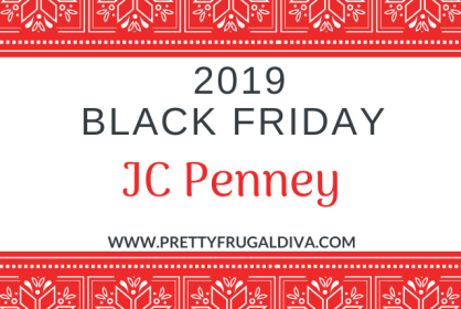 2019 J.C. Penney Black Friday