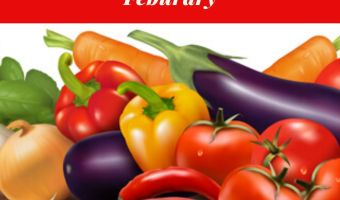 Vegetables to buy in February