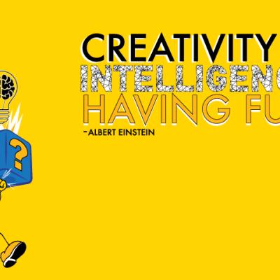 Einstein Quote Wall Vector graphics