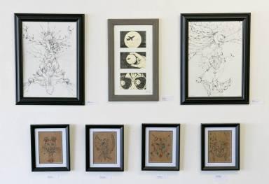 Original Exhibition Artwork