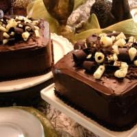Chocolate Ganache Cake 2.0 !