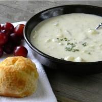 Rich & Comforting Potato Soup