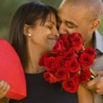 black-man-giving-woman-roses