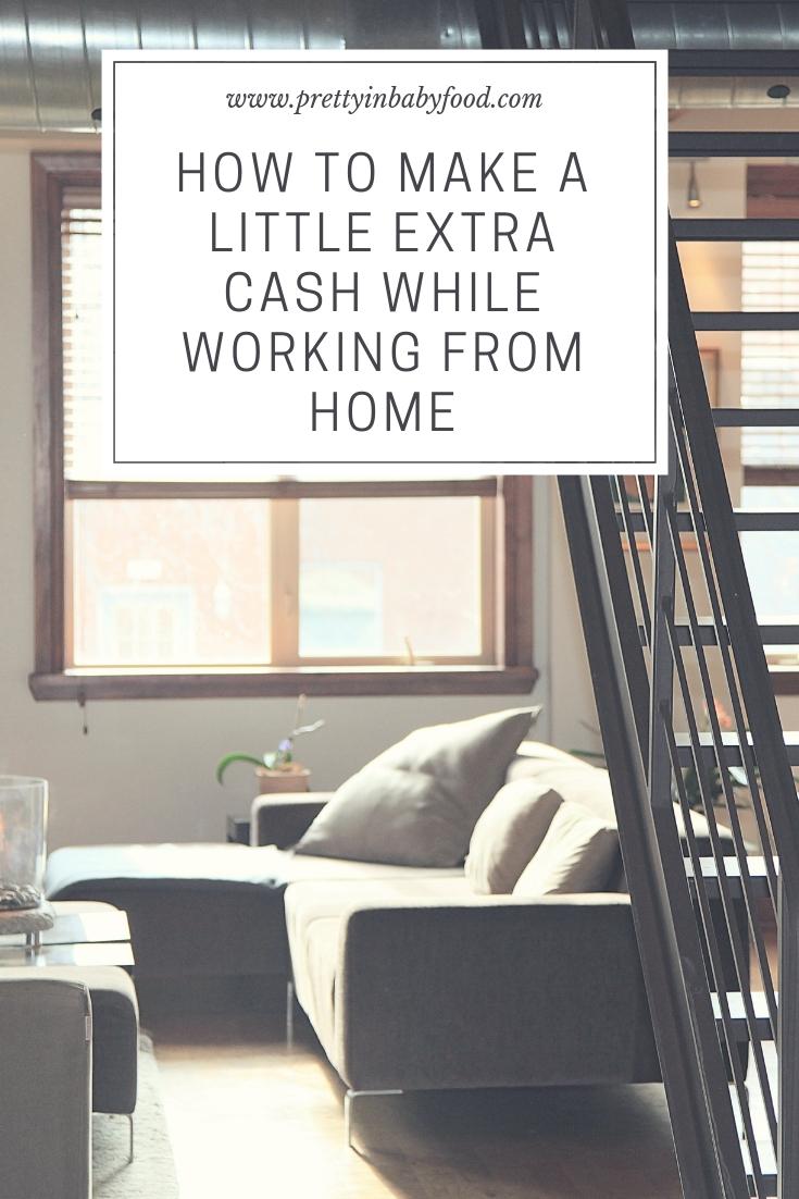 make extra money at home