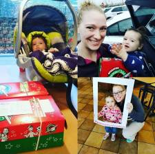 Chick-Fil-A Operation Christmas Child