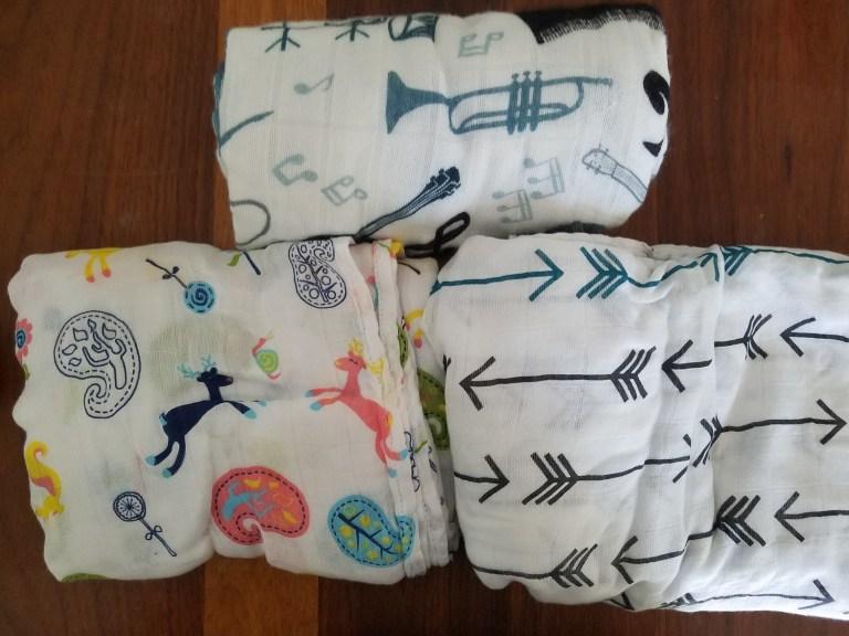 Bamboo blankets