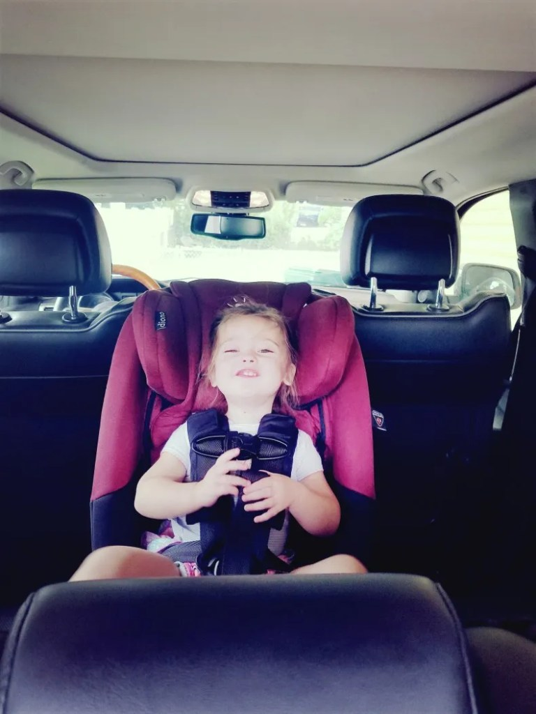 Diono Car Seat Review