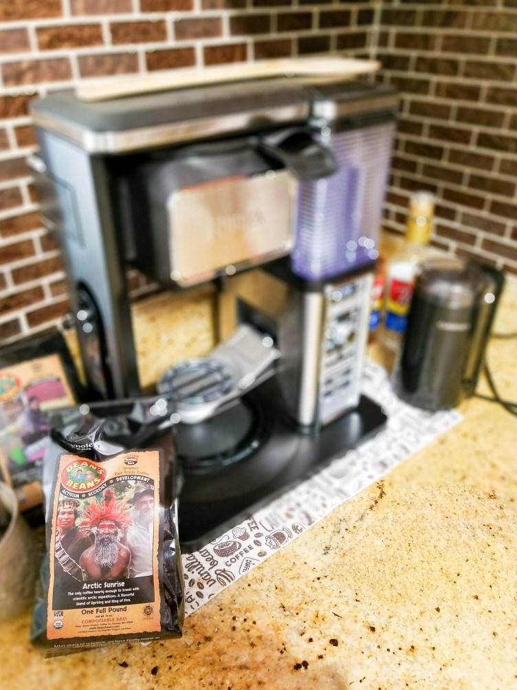 Deans Beans Coffee
