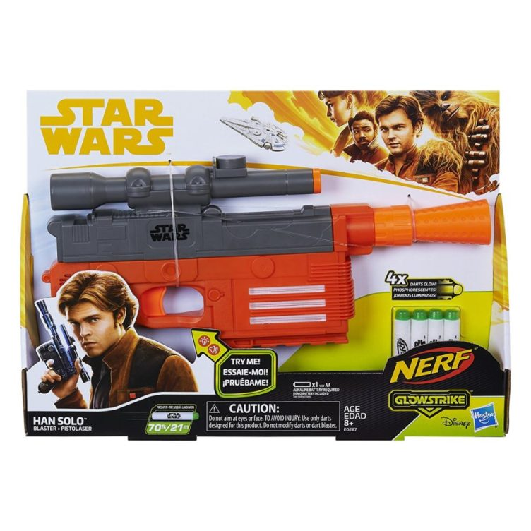 star-wars-gift-nerf-han-solo-blaster-toy