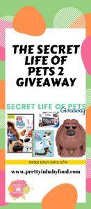 Secrets Life of Pets
