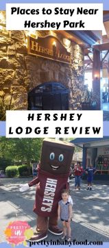 Hershey Lodge Review